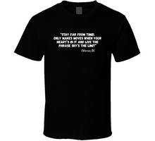 Stay Far From Timid Notorious BIG Quote T Shirt