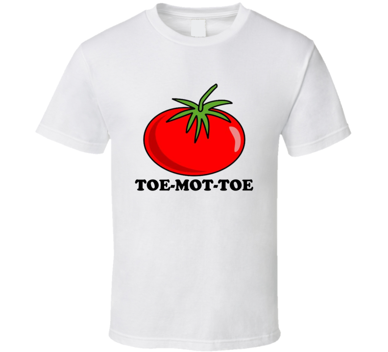 Toe Mot Toe T Shirt