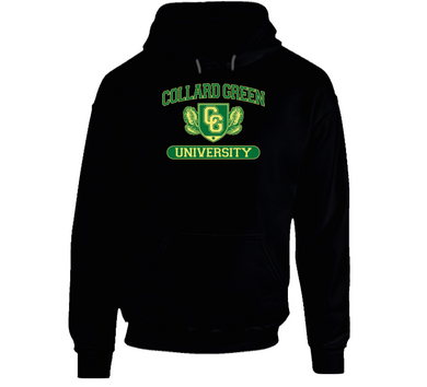 Collard Green University Hoodie