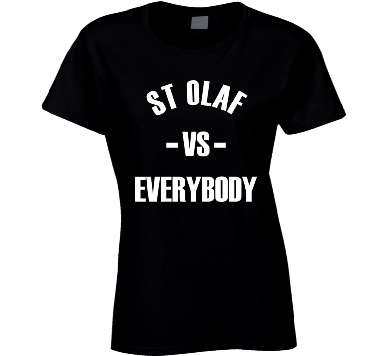 St Olaf Ladies T Shirt