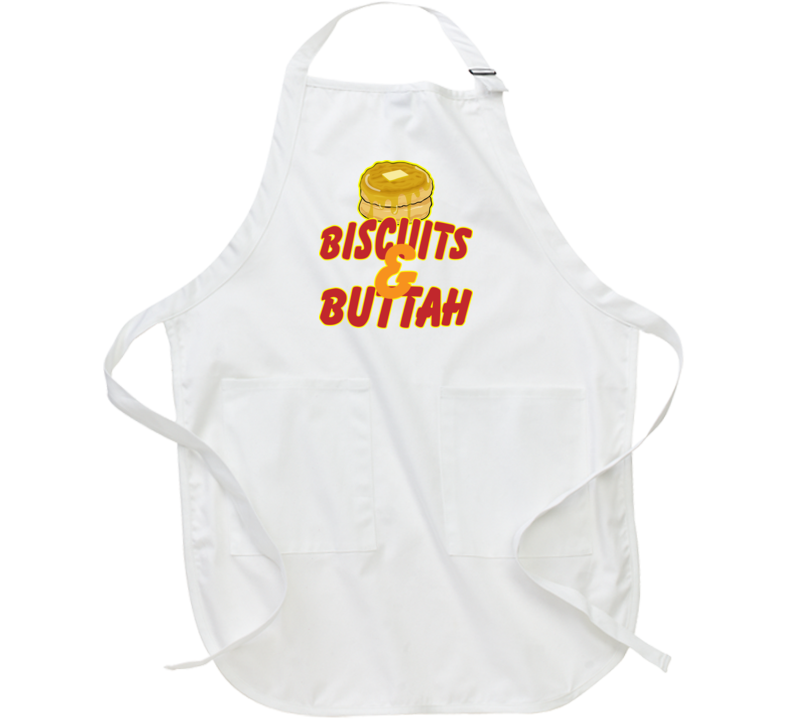 Biscuits And Buttah Apron