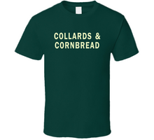 Cornbread and Collards Cool T Shirt