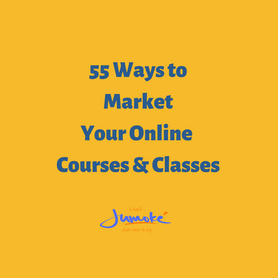 55 Ways to Market Your Online Course and Classes