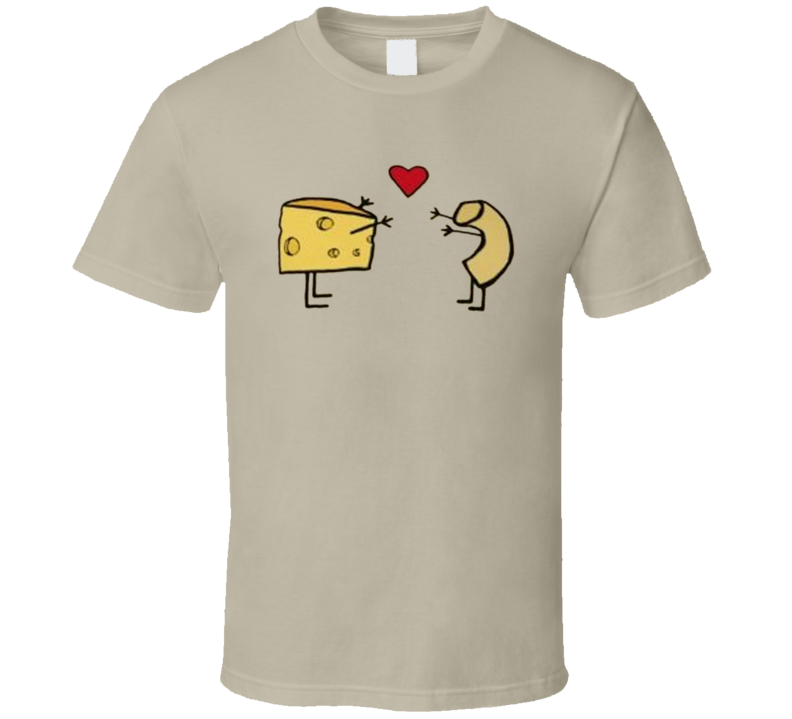 Mac And Cheese Love Cool Gift T Shirt