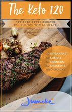 The Meal Prep 120 KETO E-Cookbook
