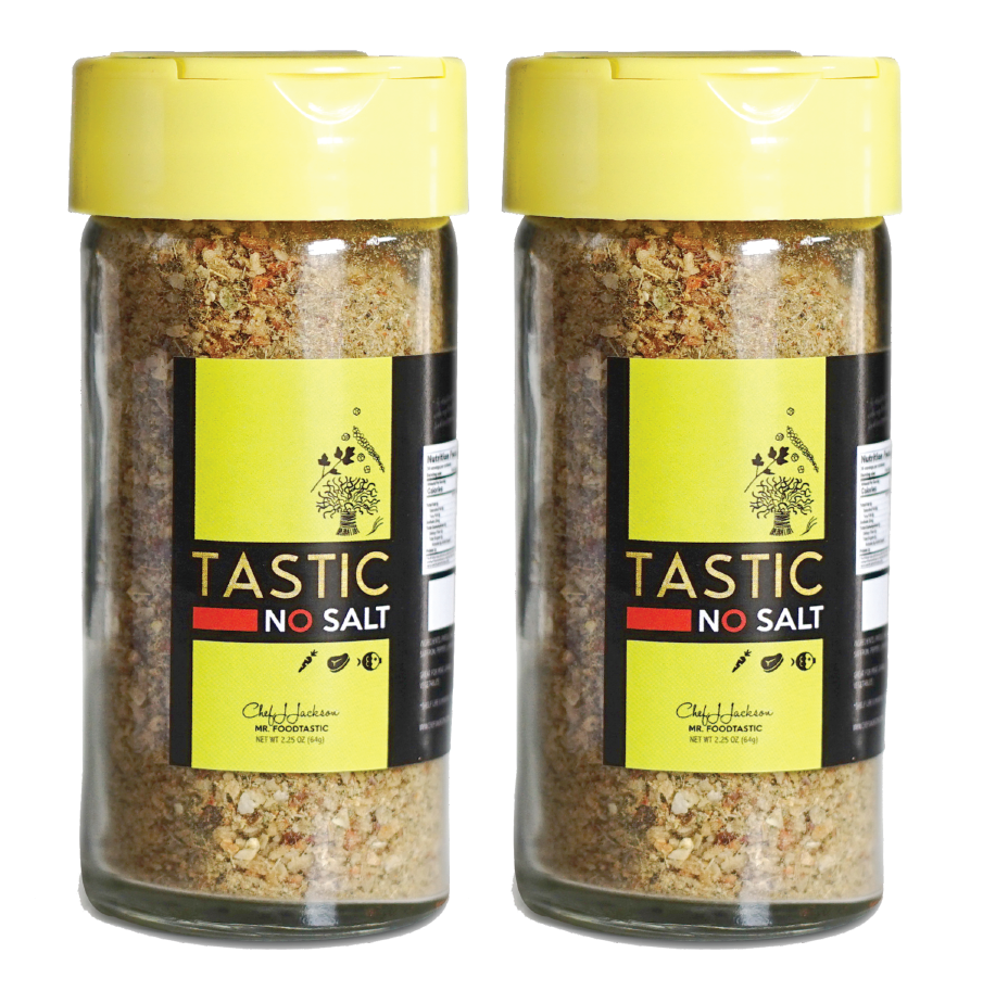 Tastic No Salt (Double Pack)