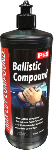 Ballistic Max Cut Compound - QT