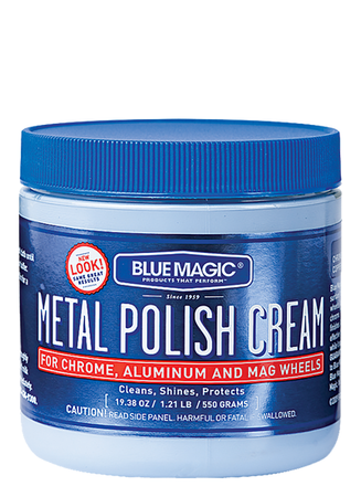 Blue Magic  Metal Polish Cream  19.25 oz