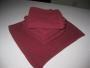 Body Towel Burgundy - 12 ct.