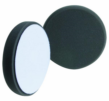 Buff and Shine D.A. Black Foam Grip Pad™  6.5 inch