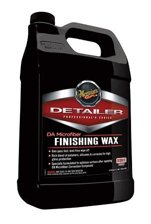 DA Microfiber Finishing Wax - 1 gal.