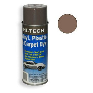 HT Vinyl, Plastic n Carpet Dye - Chocolate  - 11.5 oz Areosol Can