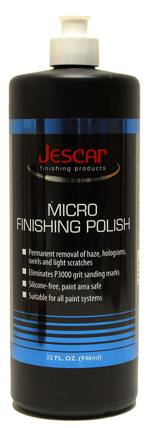 Jescar Micro Finishing Polish  32 oz