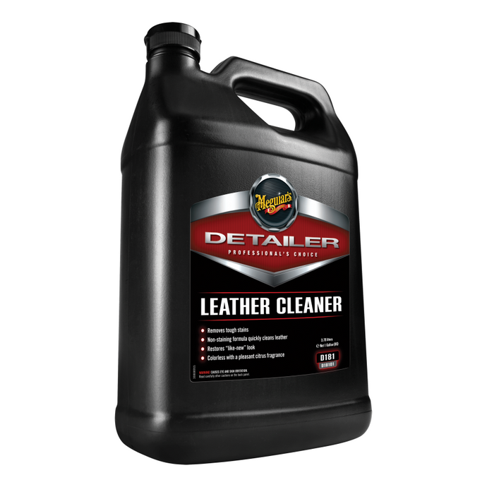 Leather Cleaner - 1 gal