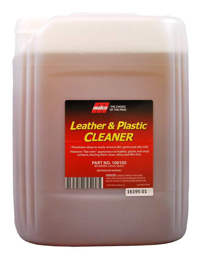 Leather and Plastic Cleaner  5 gal