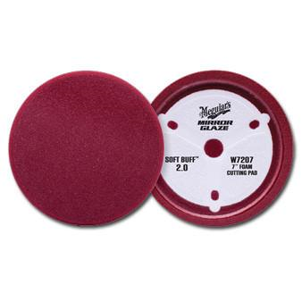 Meguiar's Mirror Glaze Professional Soft Buff™ 2.0 - Foam Cutting Pad -7 inch