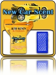New Car Auto Scents Pads   60 ct