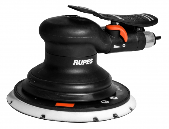 Rupes Skorpio lll Pneumatic Dual-Action Palm Sander -Non Vacuum  9mm Orbit