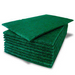 Scotch-Brite™ General Purpose Green Scouring Pads  10 PACK
