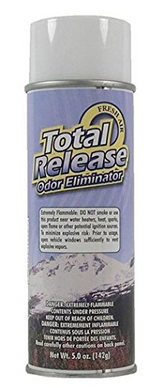 Total Release Odor Eliminator - Fresh Air - 5 oz Areosol can