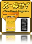 X-Out Auto Scents Pads  60 ct