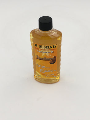 New Leather Air Freshener Concentrate  8 oz