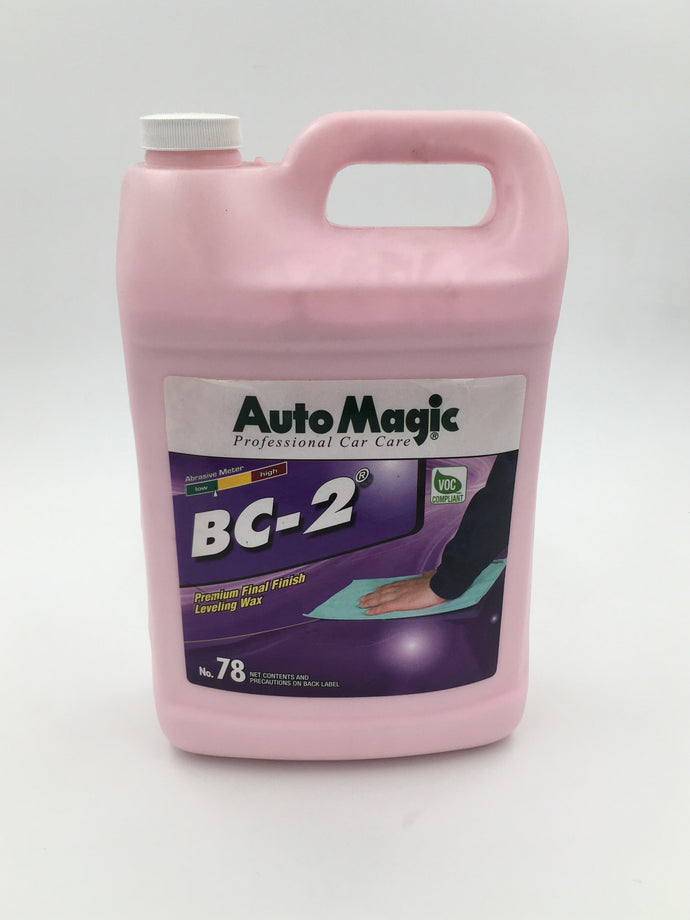 AutoMagic BC-2 Base/Clearcoat Finish 1Gal.