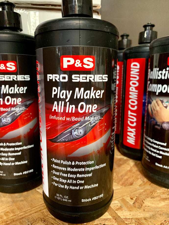 Play Maker All In One Polish Qt