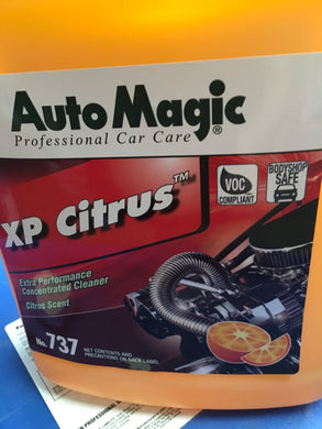 AutoMagic XP Citrus All Purpose Cleaner 1 Gal
