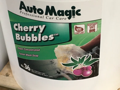 AutoMagic Cherry Bubbles 5 Gal