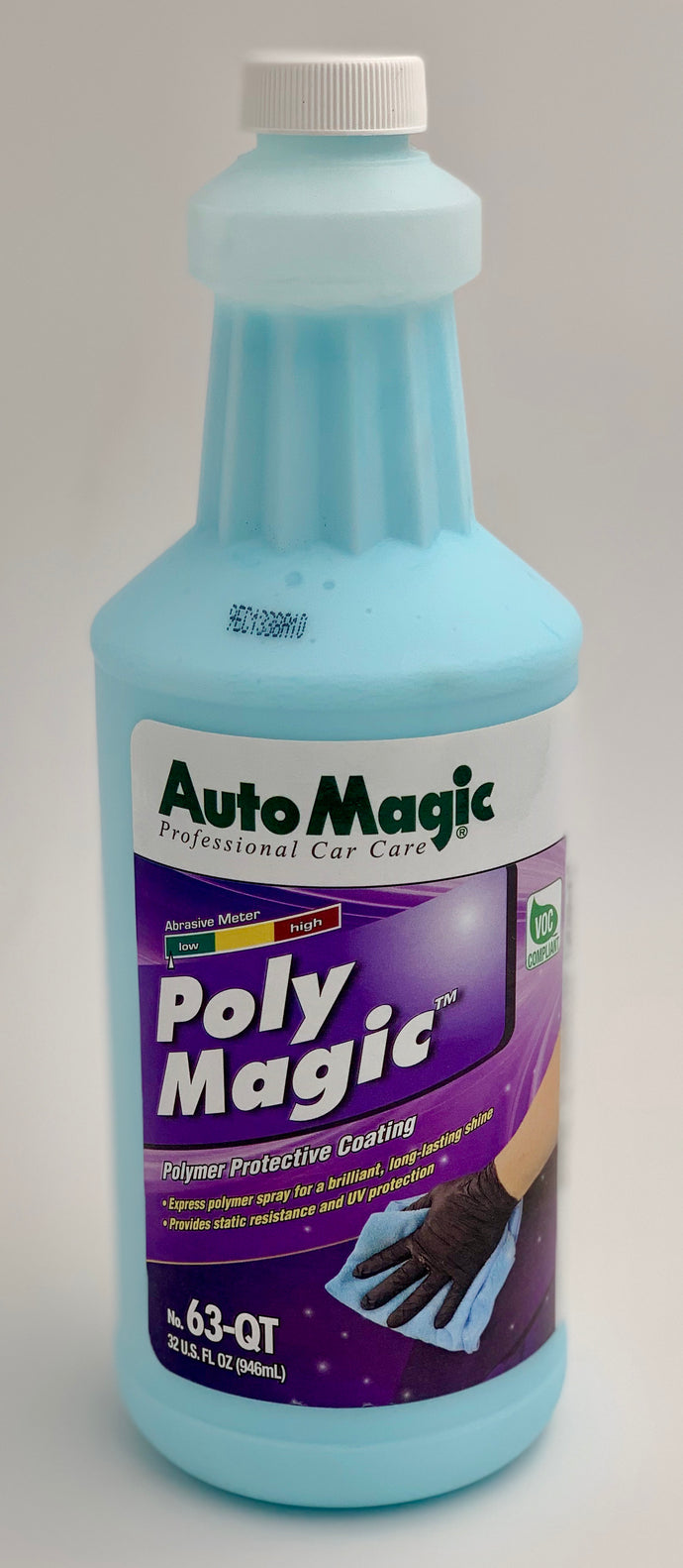 AutoMagic Poly Magic Polymer Protective Coating 32oz