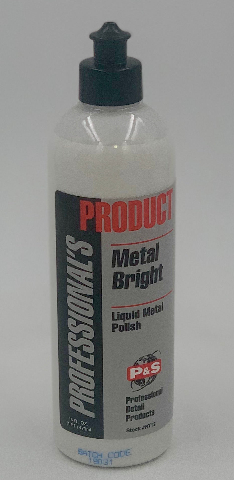 Metal Brite -Liquid Metal Polish 16oz