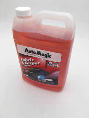 AutoMagic Fabric And Carpet Cleaner 1Gal