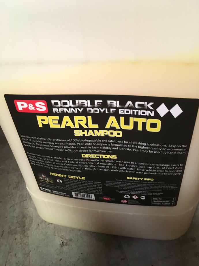 Pearl Wash Concentrate - 5 GAL