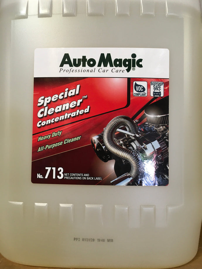 AutoMagic Special Cleaner Concentrate 5 Gal.