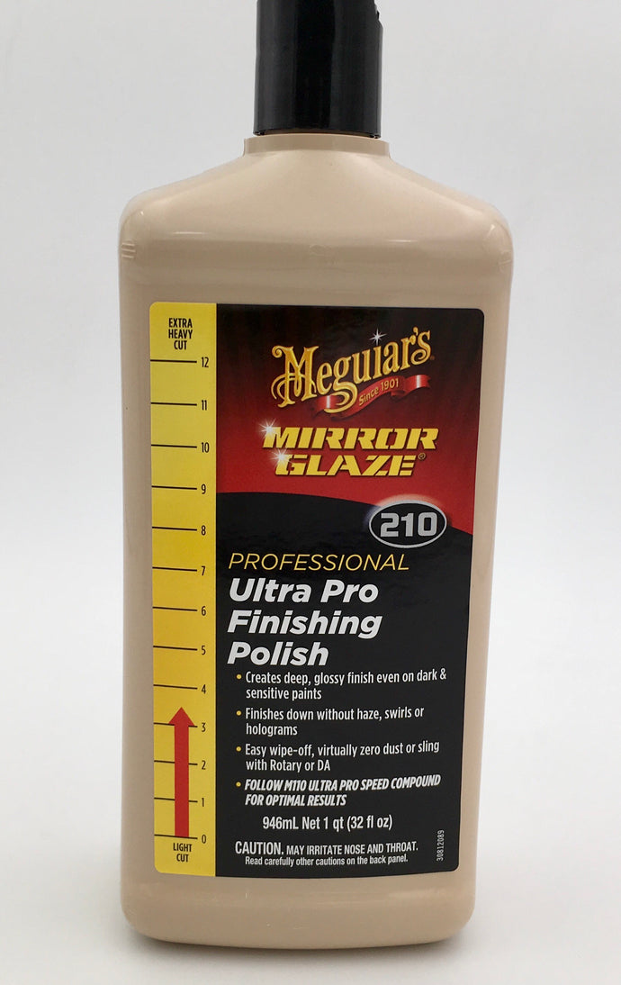 Meguiar's Ultra Pro Finishing Polish 32 oz