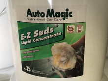 AutoMagic E-Z Suds Liquid Concentrate 5 Gal