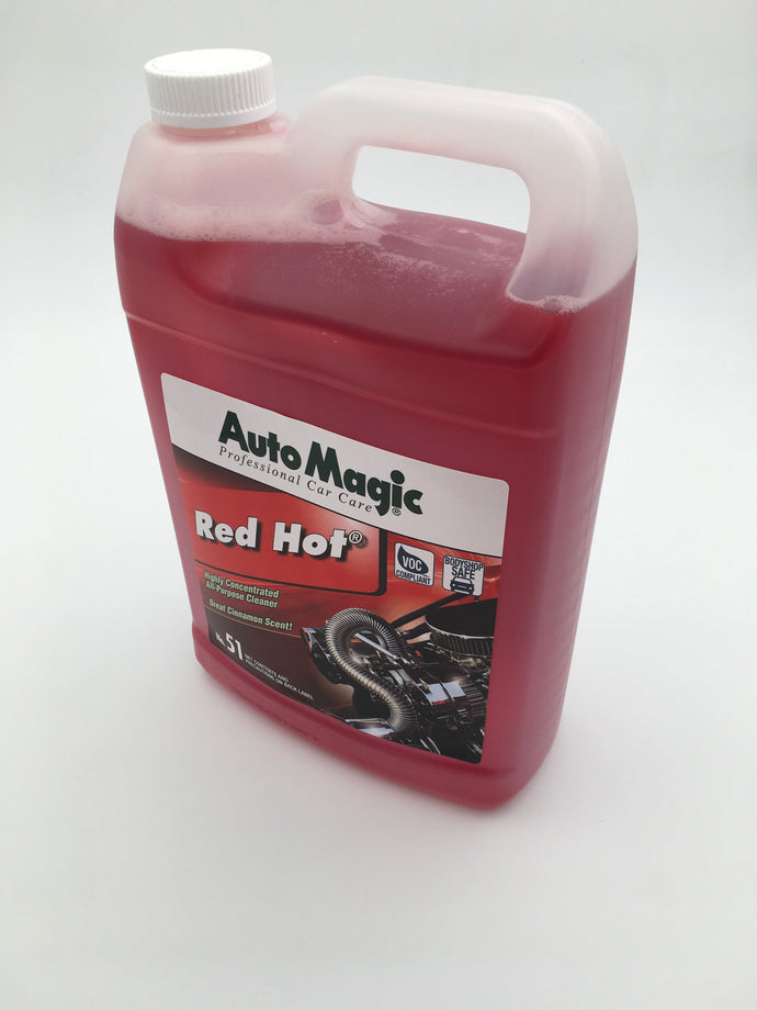 AutoMagic Red Hot All Purpose Cleaner 1Gal.