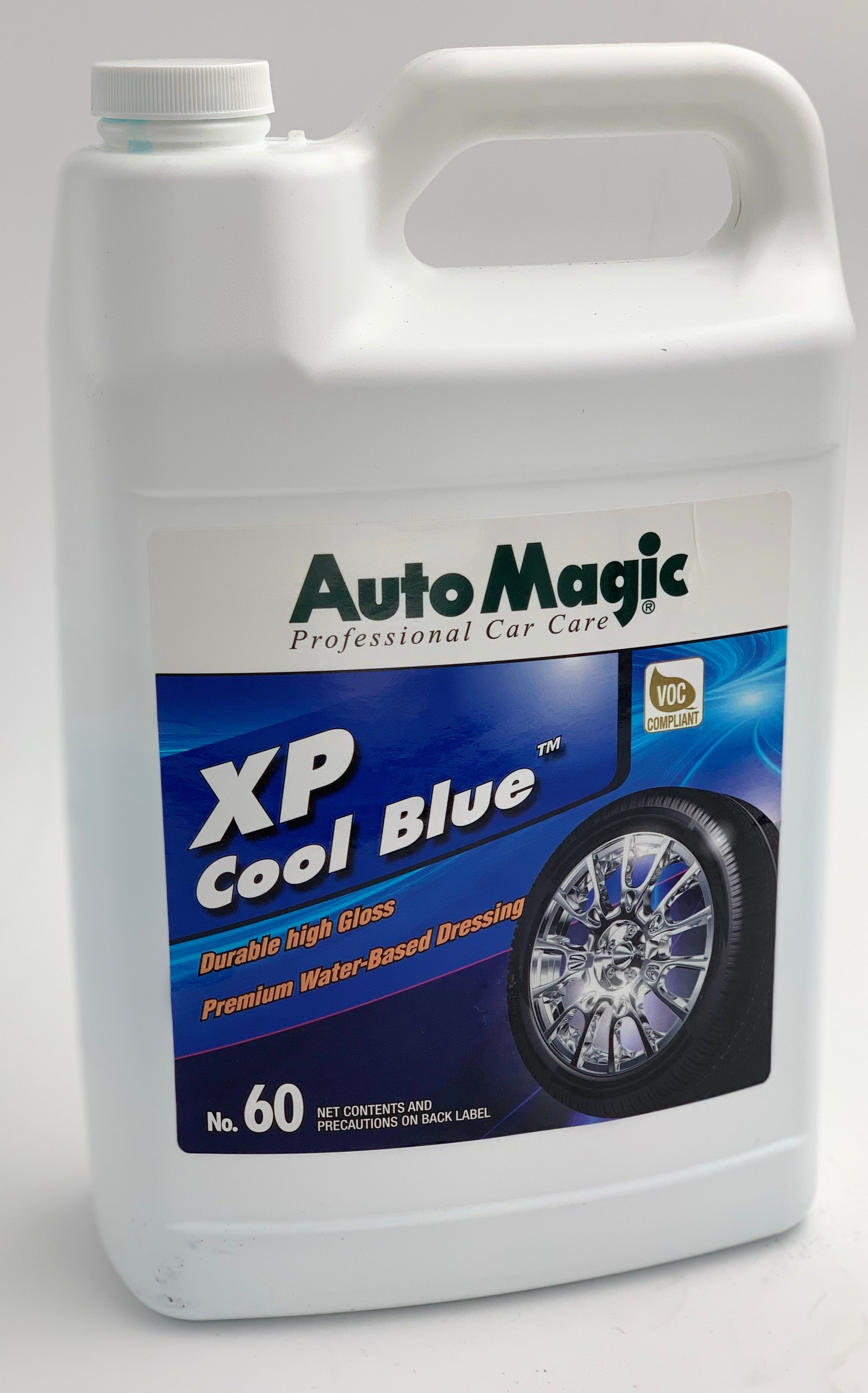 AutoMagic XP Cool Blue. 1 Gal.