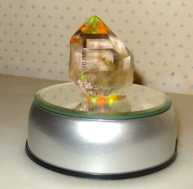 B0001 Smokey Quartz Generator (stand not included)