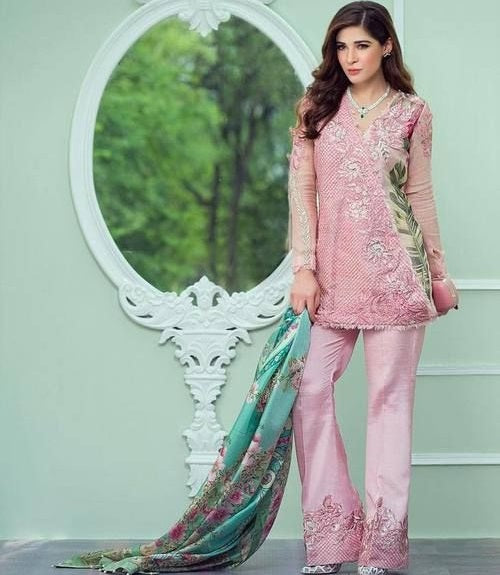 Pakistani Chiffon suits