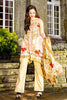 Saira Rizwan Lawn Collection 2017 – Orange Summer