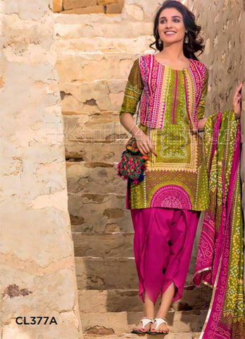 Gul Ahmed Summer Essentials CL377a