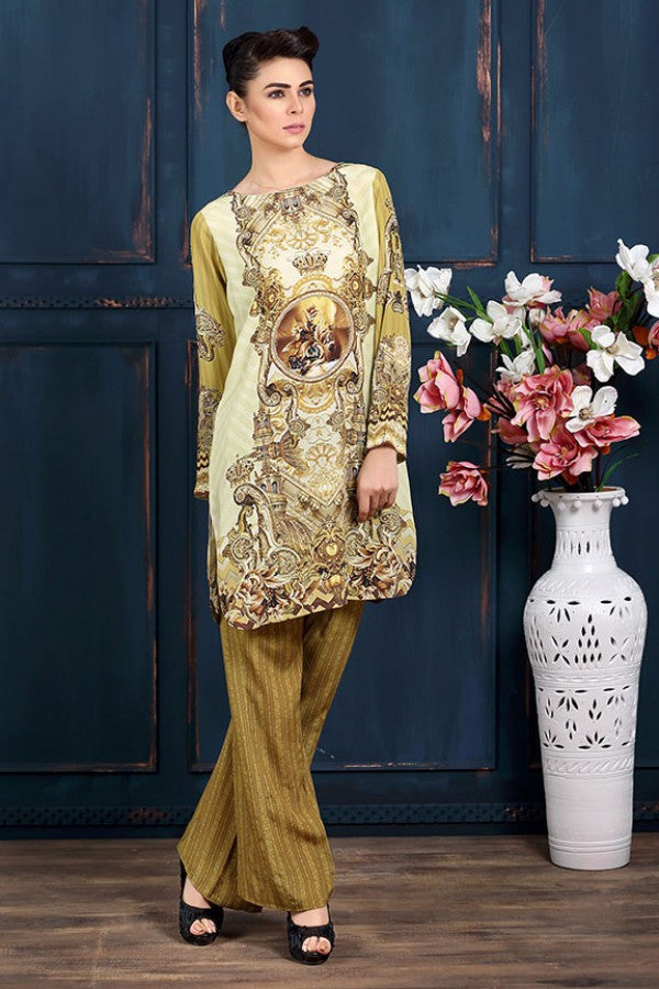 Allure By Motifz - Grip Silk/Pure Crepe Collection – 1434-A - YourLibaas  - 1