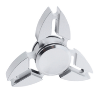 Fidget Spinner Lux Premium Triangle Star