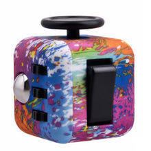 Color Splash Fidget Kube