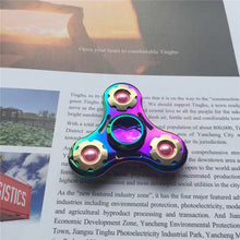 Rainbow Exclusive Metall Tri-Spinner (NYHET!)