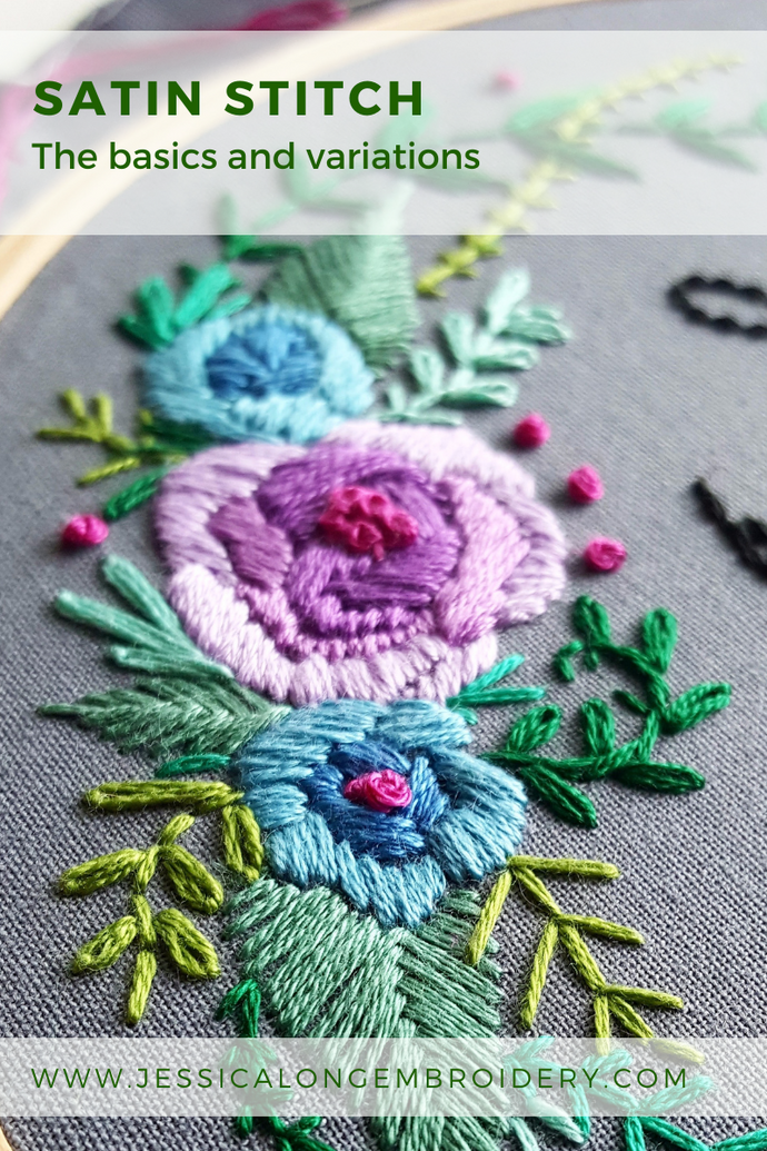 Satin Stitch Secrets