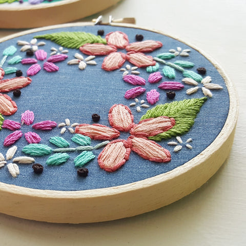 Satin Stitch Secrets Namaste Embroidery