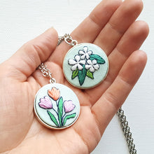 Fine Embroidered Jewelry Making: Necklace Sets